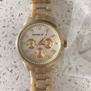 Michael Kors watch; excellent used condition